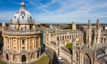 10 reasons to visit Oxford this summer