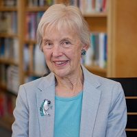 Ann Lewis - Chairman of Governors St Clare's Oxford